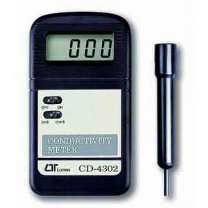 Handheld Conductivity Meter