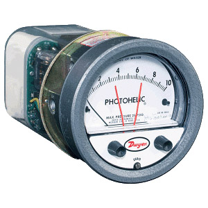 Photohelic Gauge
